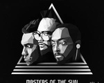 Masters of the Sun Vol. 1 Cover by Black Eyed Peas