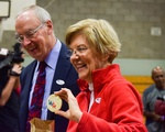 Cookies for Elizabeth Warren