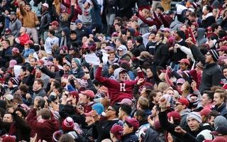 Harvard Yale Crowd