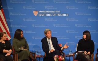 John Kerry at the IOP