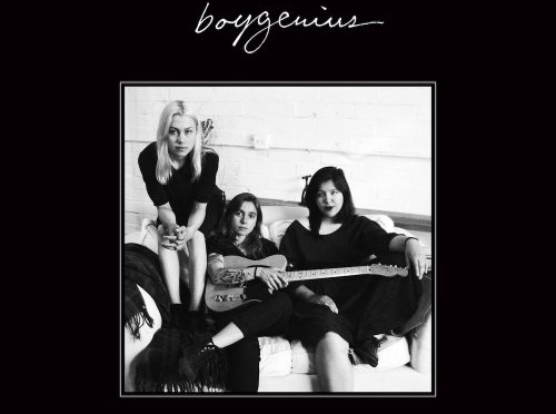 """boygenius"" album cover."