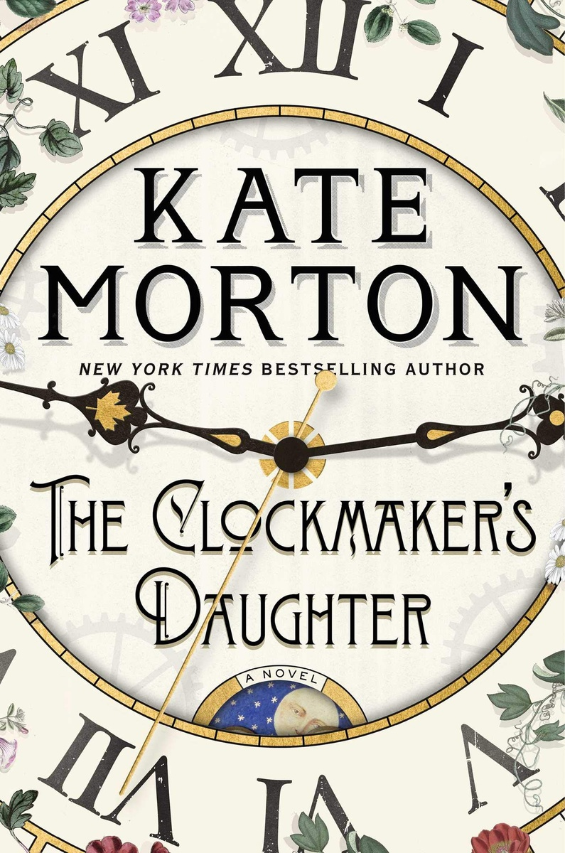 The Clockmaker's Daughter Cover