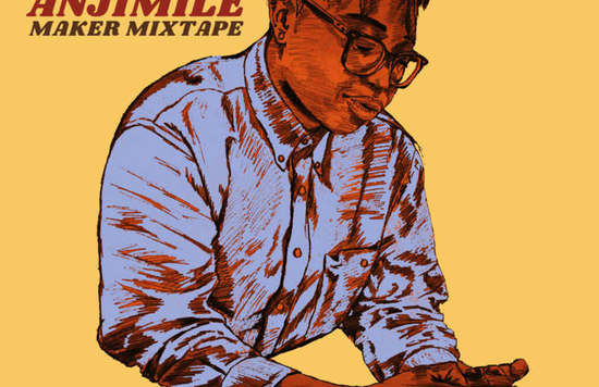 'Maker Mixtape' cover art