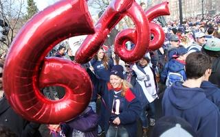 Patriots Parade 1