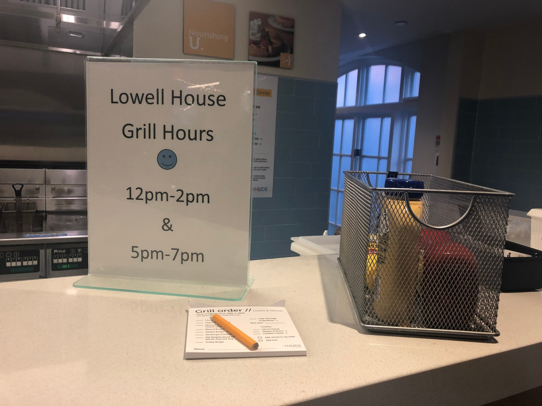 Lowell Grill Sans iPad