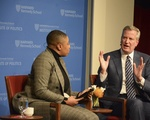 Bill de Blasio IOP Talk