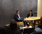 Andrew Yang Speaking to Students