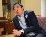 Andrew Yang Portrait