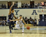 Harvard Basketball vs. Yale