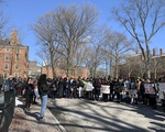Divestment Rally