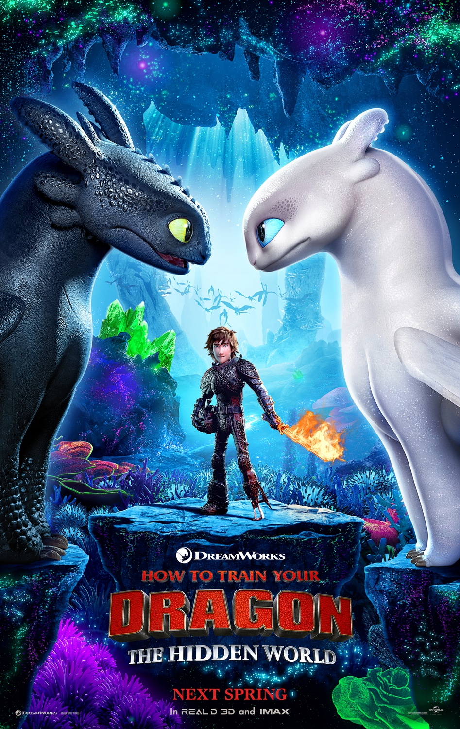 """How to Train Your Dragon: The Hidden World"" still"