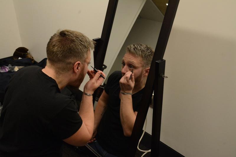 Drag Show Makeup