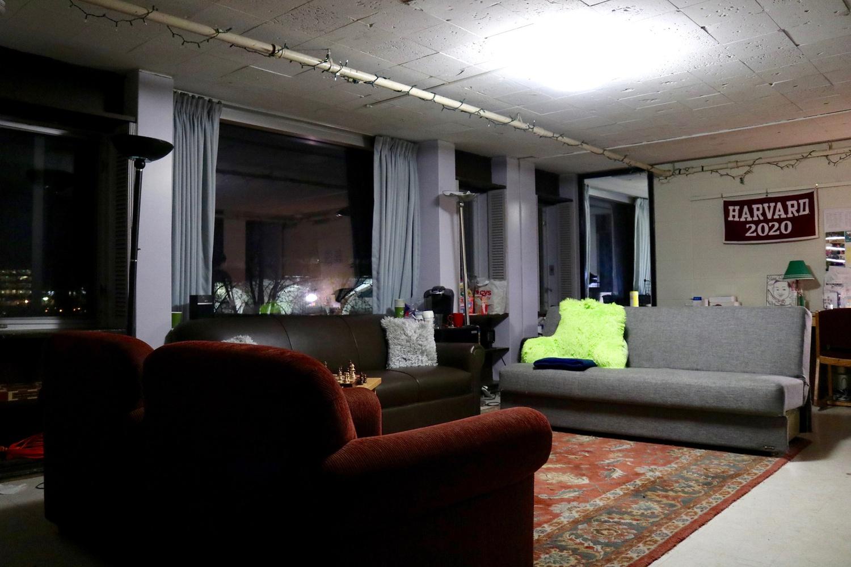 Leverett Sophomore Dorm Room