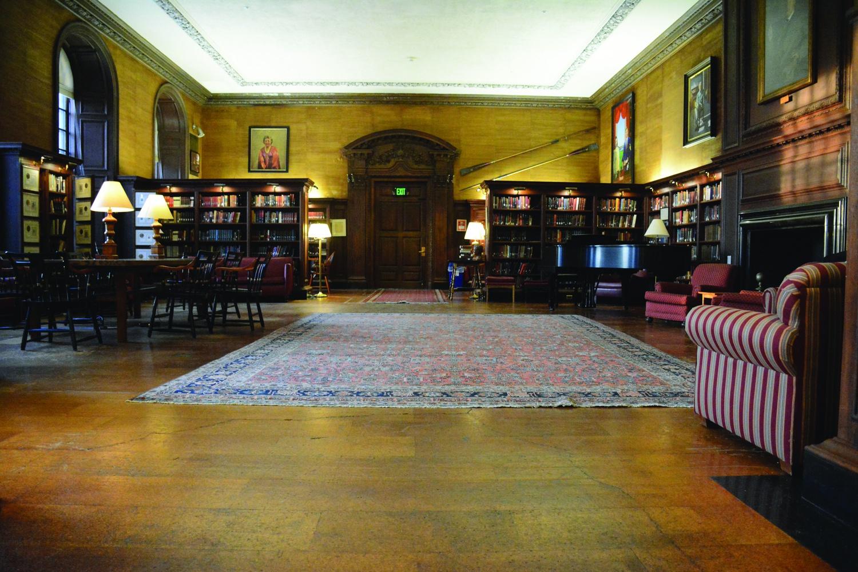 Eliot Library 2019