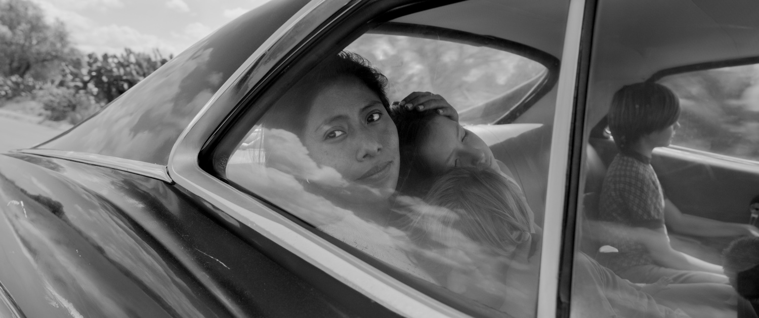 'Roma' thought piece still