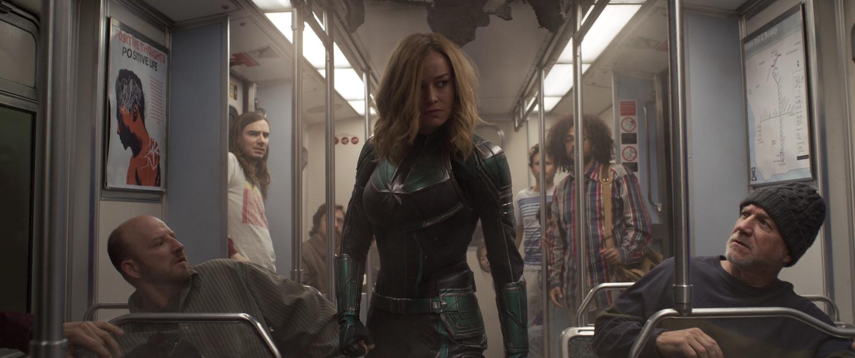 'Captain Marvel' still
