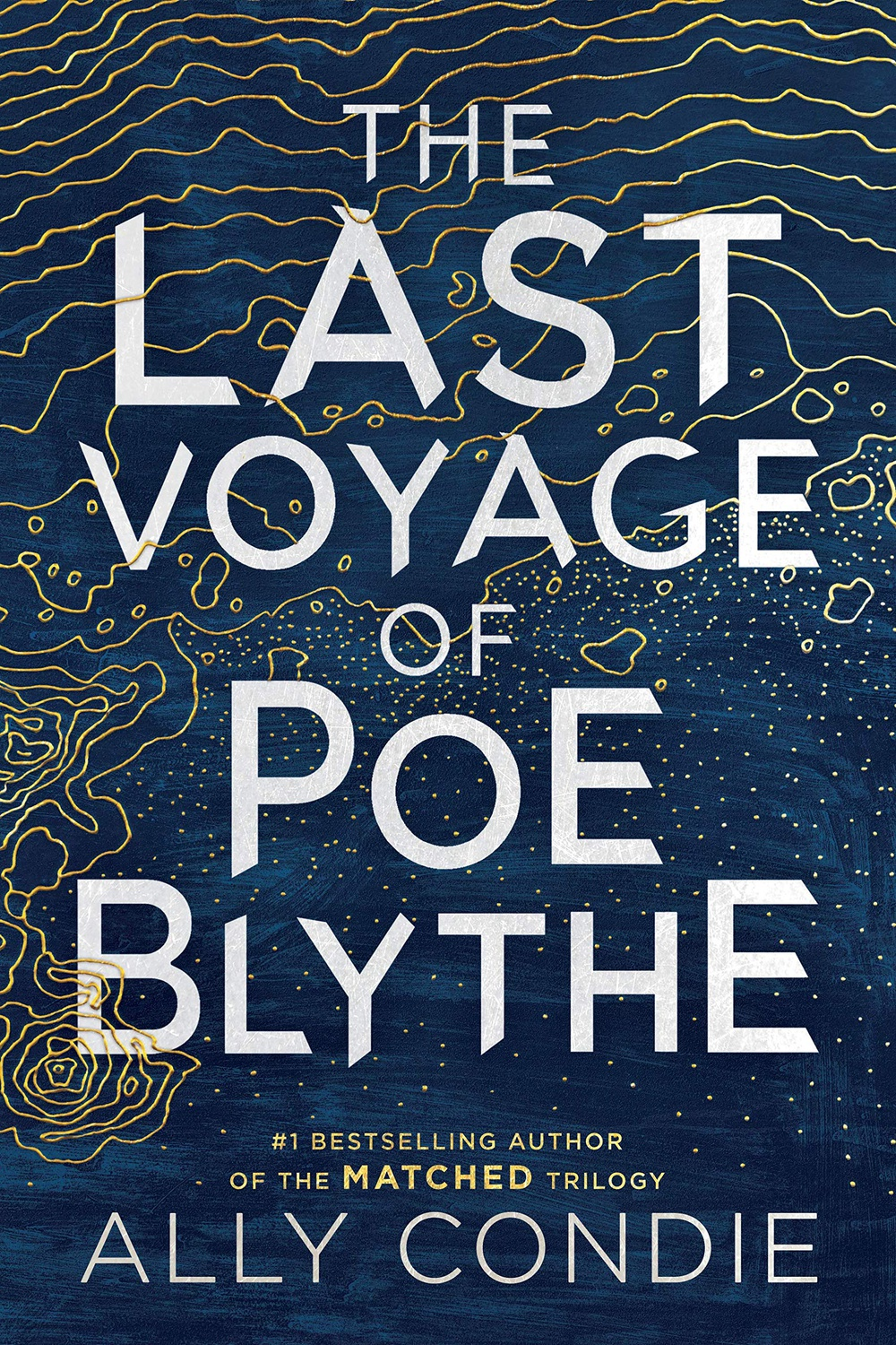 The Last Voyage of Poe Blythe Cover