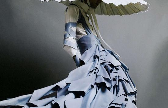 Gender Bending Fashion Image