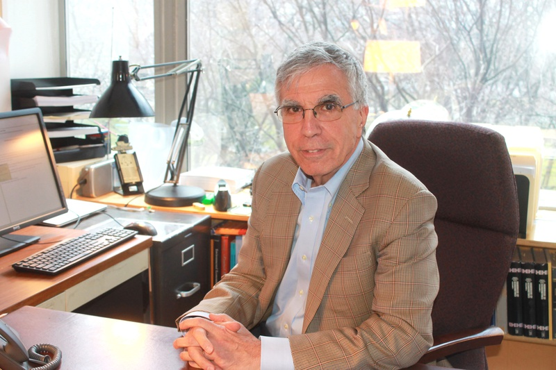 Robert Stavins Portrait