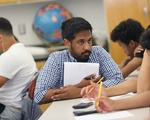 Jerry Nelluvelil Teaches Students