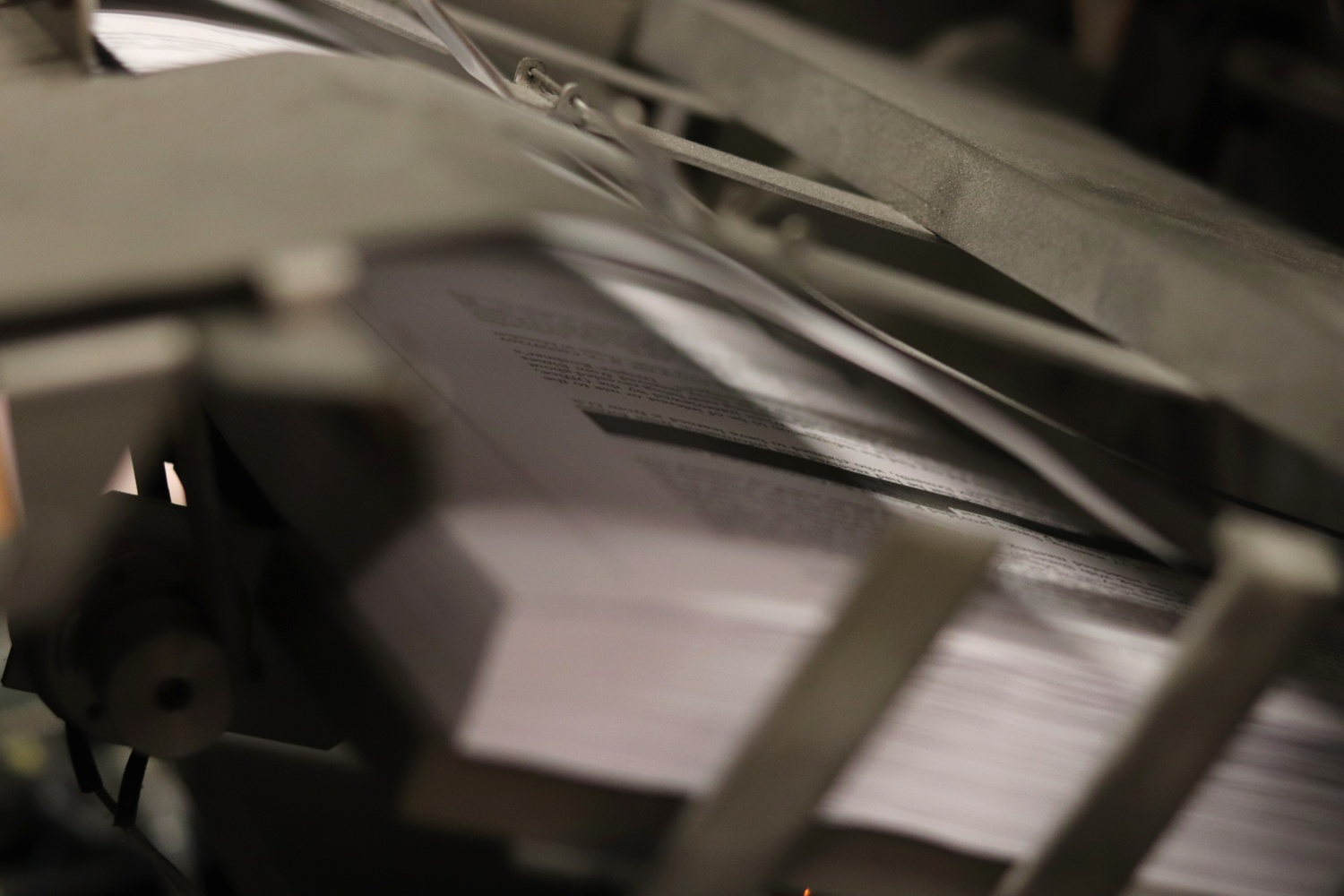 Printing the Mueller Report
