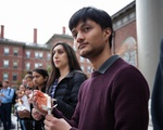 Vigil for Sri Lankan Victims