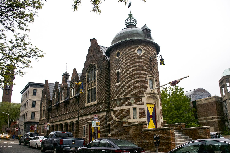Harvard Lampoon Building