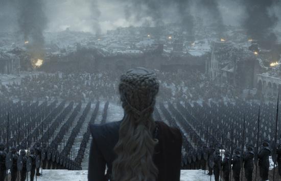 Final Episode Game of Thrones Still