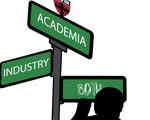 Industry and Academia Signpost