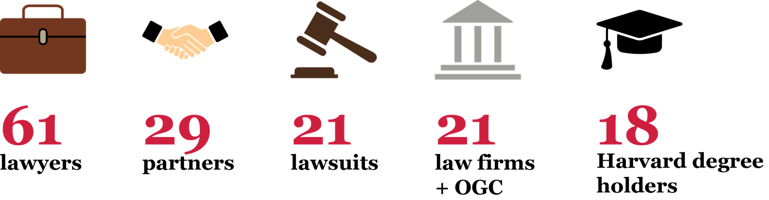 Lawyers by the Numbers