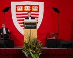 Juan Manuel Santos at HKS