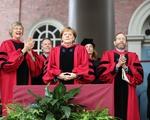 Merkel Honorary Degree
