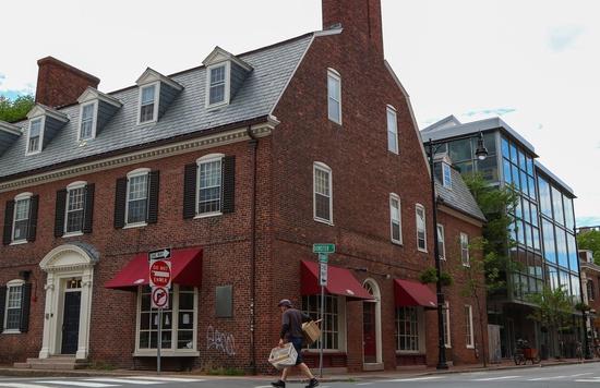 82 Mount Auburn Street