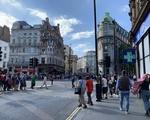 Summer Postcard: London