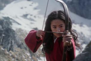 'Mulan' Trailer Still