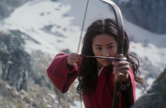'Mulan' Trailer Still