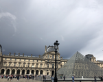 Summer Postcard: Paris