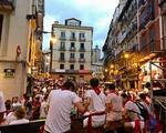 Summer Postcard: Pamplona