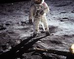 lunar landing still