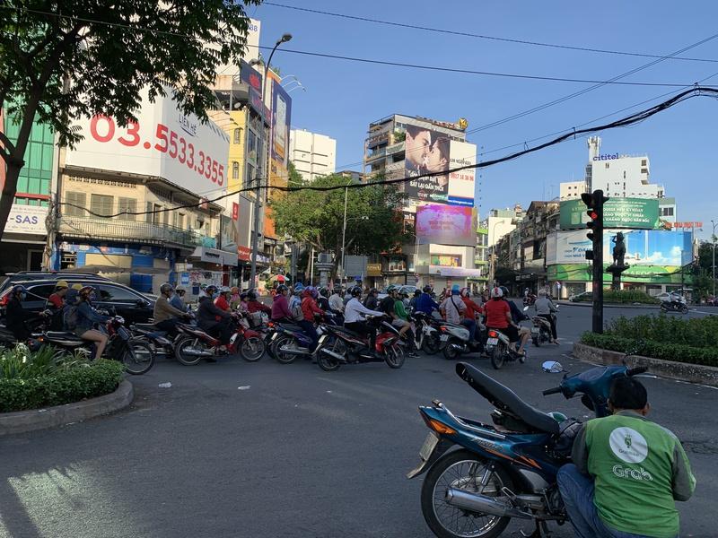 Summer Postcard: Ho Chi Minh City