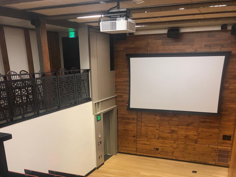 lowell screening room