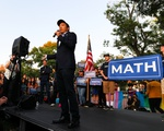 Andrew Yang Rally