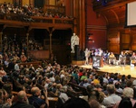 Ignobel Awards in Sanders Theater