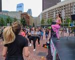Pre-Dance Mile Fitness