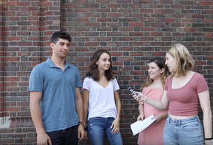 Roving Reporter: Would You Rather, Harvard Edition
