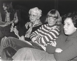 Three Radcliffe Union of Students Women