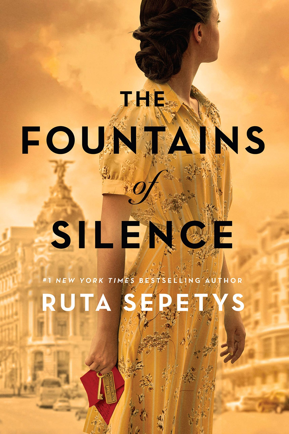 The Fountains of Silence Cover