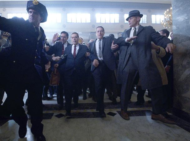 """CGI De-Aging in """"The Irishman"""""""