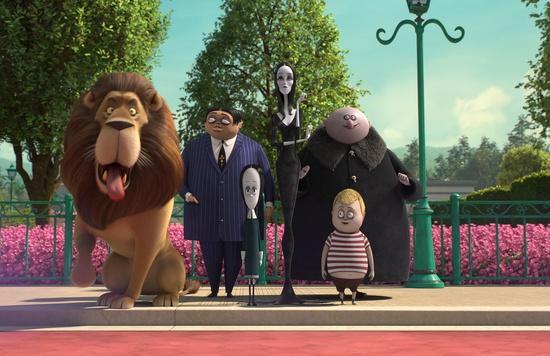 'The Addams Family' still