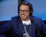 RDJ on Howard Stern Show
